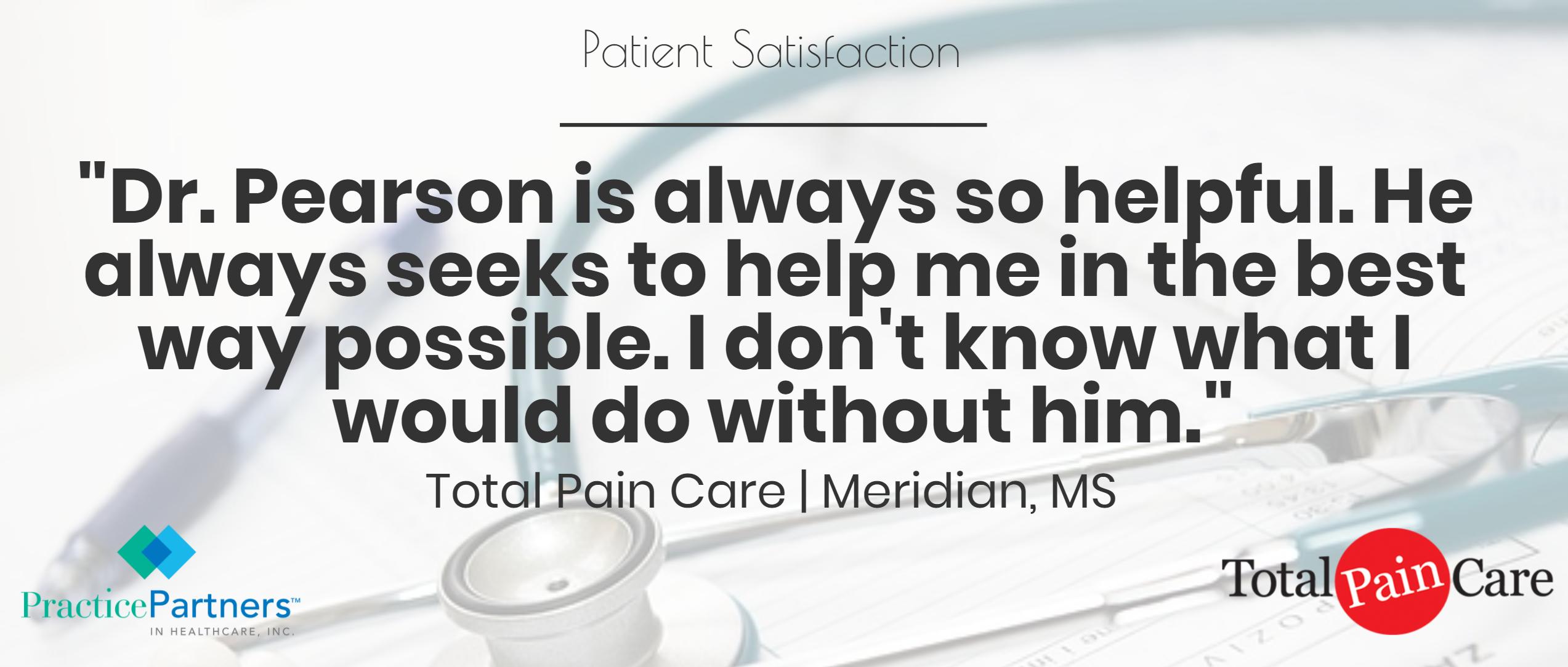 Patient Sat TPC 3 29 18