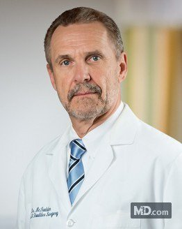 Doctor Spotlight: Dr. Earl McFadden of Moore Orthopaedic Clinic Outpatient Surgery Center